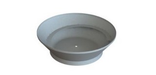 PULSA conical bowl top for bowl feeder
