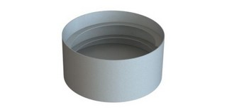 Cylindrical bowl top PULSA for bowl feeder